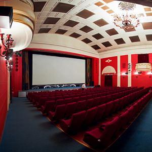 Кинотеатры Советского