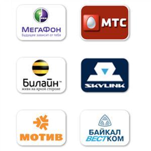 Операторы сотовой связи Советского