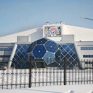 Спортивные комплексы Советского